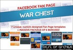 Facebook Fanpage Warchest (PLR)