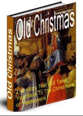 Product picture -*New* Old Christmas Story with PLR