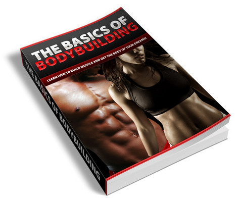 Product picture ***Basics Of Body Building With (PLR)***