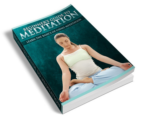 Product picture ***Beginners Guide Meditation With (PLR)***