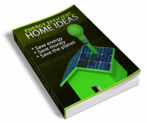 Product picture ***Energy Efficient Home Ideas With (PLR)***