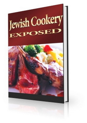 Product picture ***Jewish Cookery Exposed Letter Wtih (PLR)***