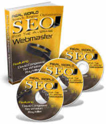 Product picture ***SEO For The  Average Webmaster Wtih MRR***