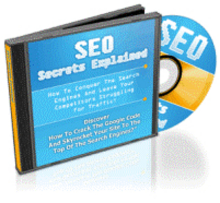 Product picture ***SEO Secrets Explained With (MRR)***