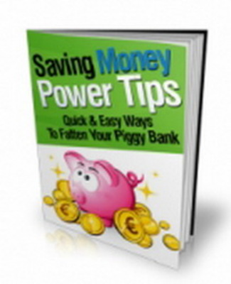 Product picture ***Saving Money Power Tips wtih (MRR)***