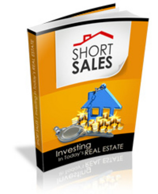 Product picture ***Short Sales with PLR***