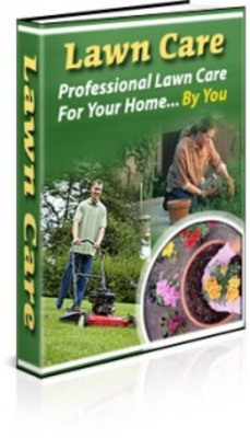 Product picture ***Lawn Care by Yourself with (PLR)***